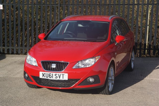 used SEAT Ibiza CR TDI SPORTRIDER in colchester-essex