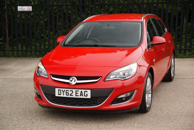 used Vauxhall Astra SRI CDTI in colchester-essex