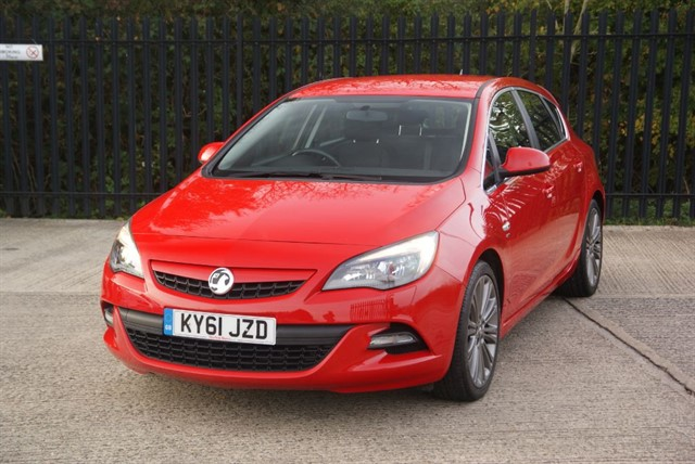 used Vauxhall Astra SRI VX-LINE in colchester-essex