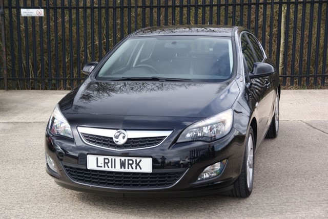 used Vauxhall Astra SRI in colchester-essex