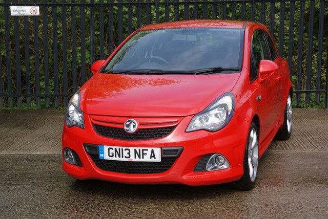 used Vauxhall Corsa VXR in colchester-essex
