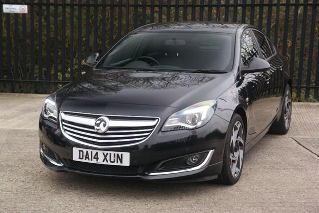 used Vauxhall Insignia SRI VX-LINE CDTI ECOFLEX S/S in colchester-essex