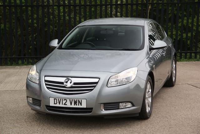 used Vauxhall Insignia SRI NAV CDTI in colchester-essex