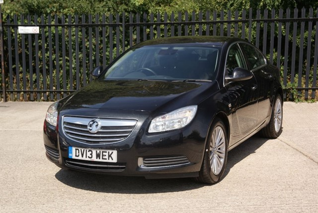 used Vauxhall Insignia SE NAV CDTI in colchester-essex