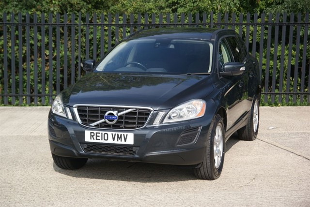 used Volvo XC60 D3 DRIVE ES in colchester-essex
