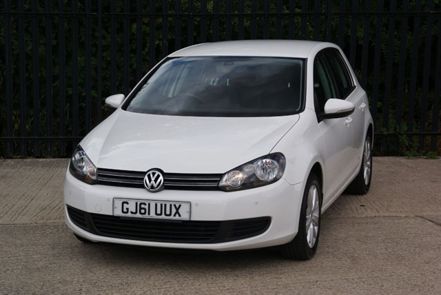 used VW Golf MATCH TDI in colchester-essex