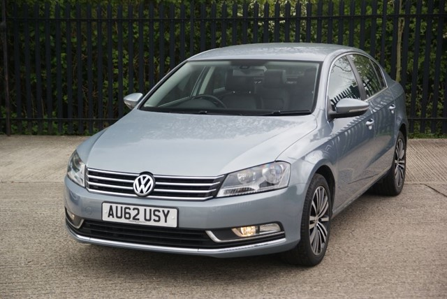 used VW Passat SE TDI BLUEMOTION TECHNOLOGY in colchester-essex