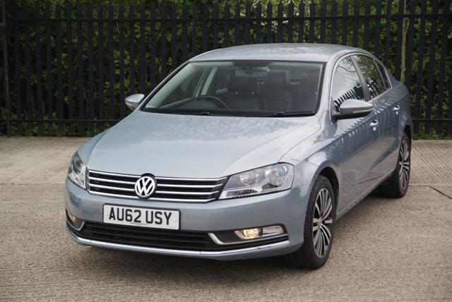 used VW Passat SE TDI BLUEMOTION TECHNOLOGY in colchester-essex