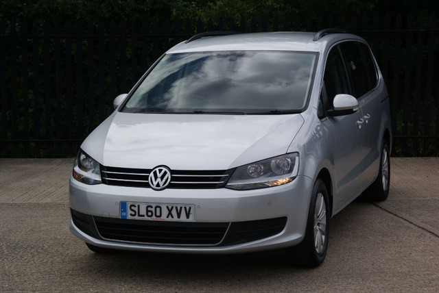 used VW Sharan SE TDI in colchester-essex