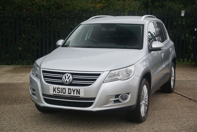 used VW Tiguan SPORT TDI 4MOTION in colchester-essex