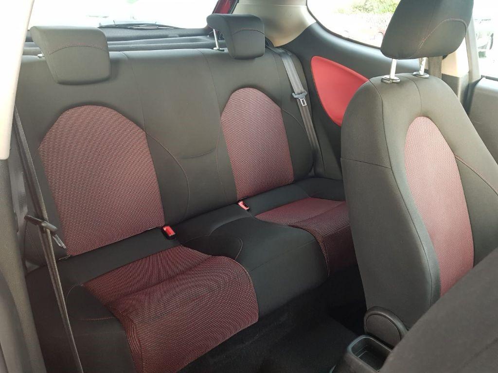 Alfa Romeo Mito Car Firm Cambridgeshire Seats