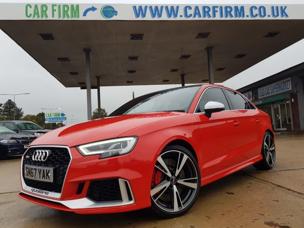 Used Red Audi A For Sale Cambridgeshire - Red audi