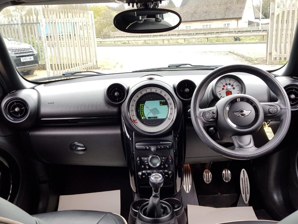 Mini Countryman Car Firm Cambridgeshire