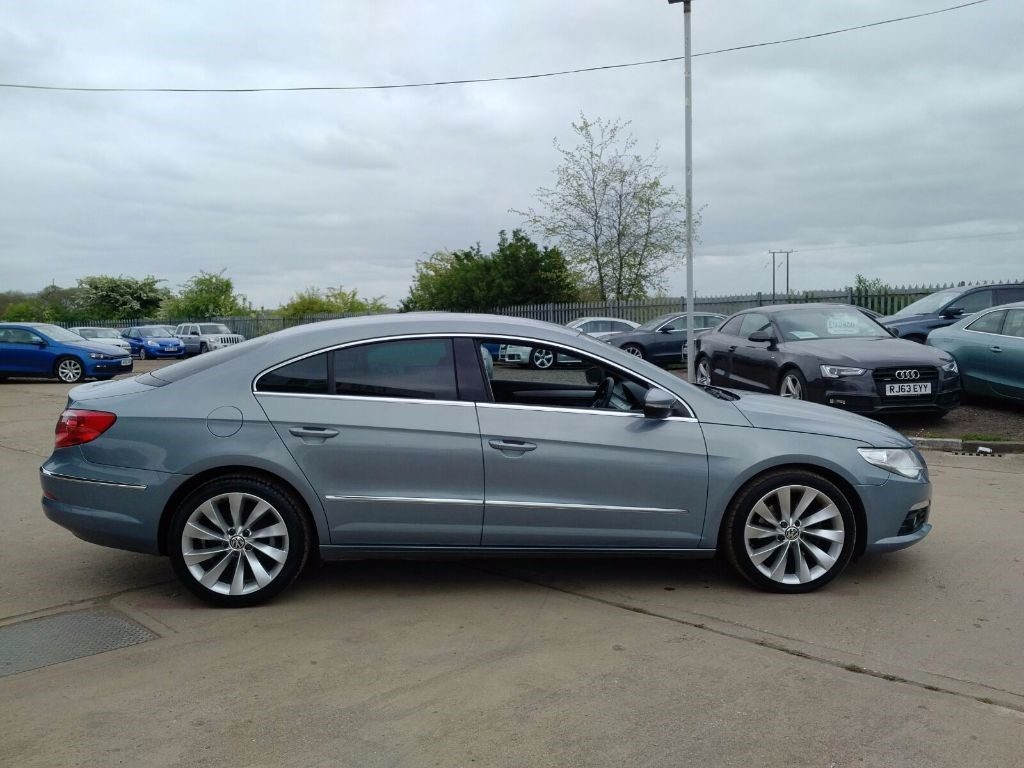 Used Grey Vw Passat Cc For Sale Cambridgeshire