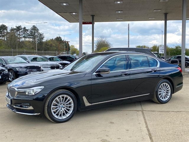 BMW 730d