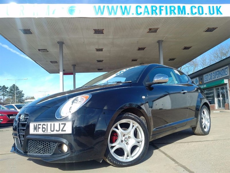 used Alfa Romeo Mito TB MULTIAIR DISTINCTIVE in cambridgeshire