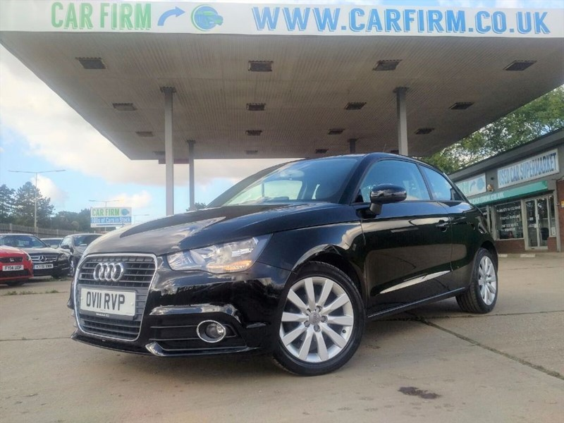 used Audi A1 TFSI SPORT in cambridgeshire