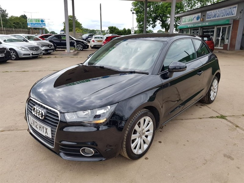 used Audi A1 TFSI SE in cambridgeshire