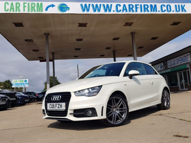 used Audi A1 TFSI S LINE in cambridgeshire