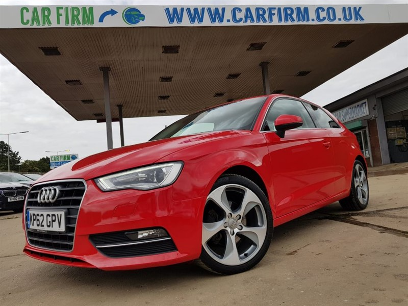 used Audi A3 TDI SPORT in cambridgeshire