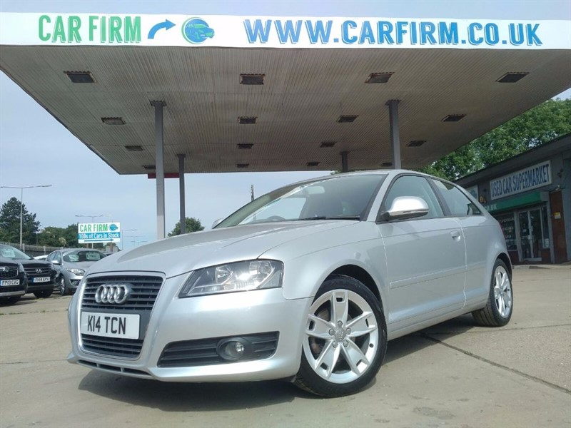 used Audi A3 TFSI SPORT in cambridgeshire