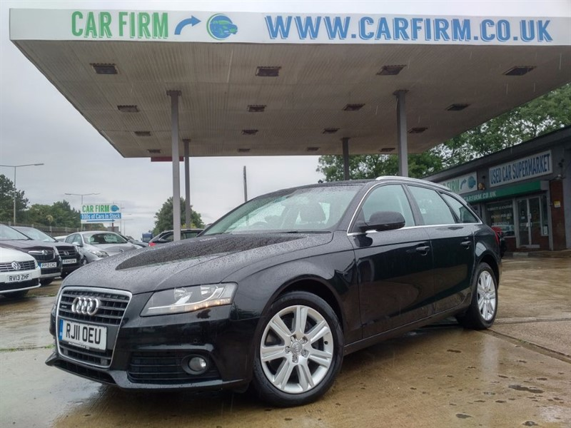 used Audi A4 Avant TFSI QUATTRO SE in cambridgeshire
