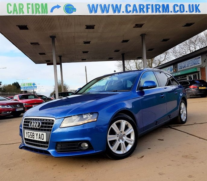 used Audi A4 Avant TFSI SE in cambridgeshire