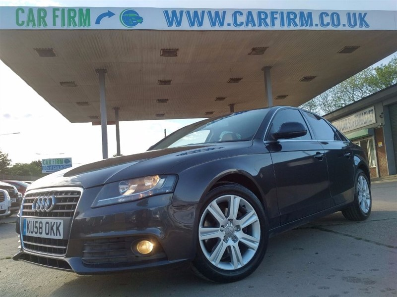 used Audi A4 TFSI SE in cambridgeshire
