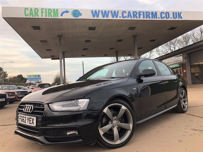 used Audi A4 TFSI S LINE BLACK EDITION S/S in cambridgeshire
