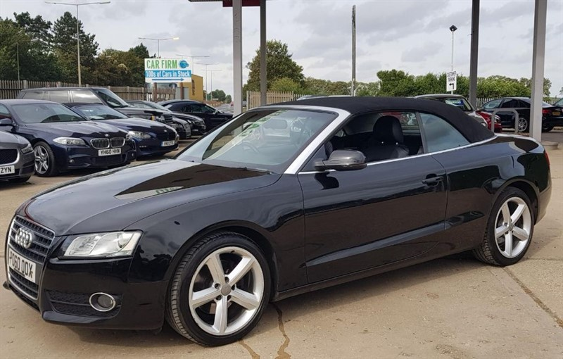 used Audi A5 TDI SE in cambridgeshire