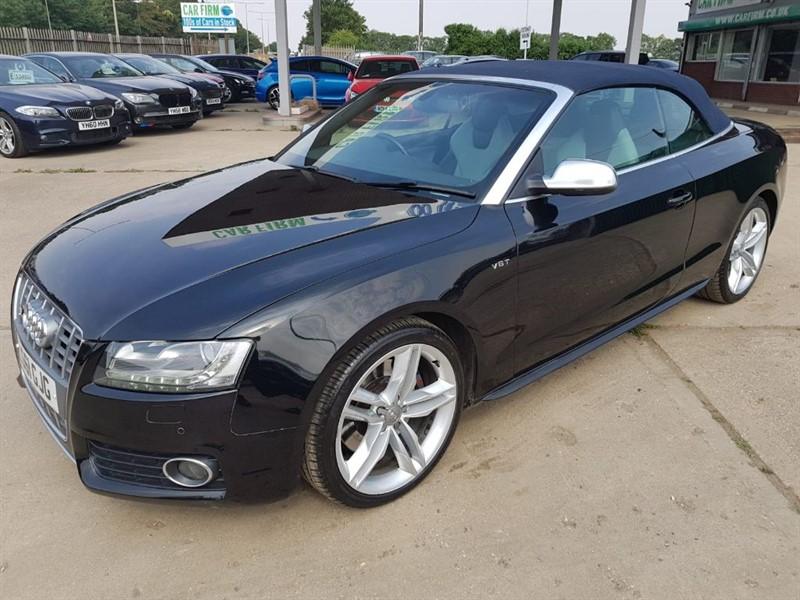 used Audi A5 S5 TFSI QUATTRO in cambridgeshire