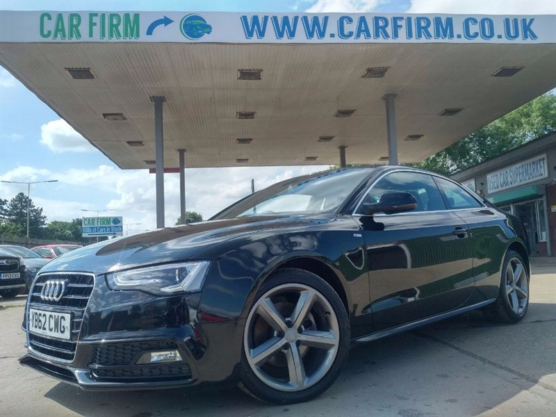 used Audi A5 TDI S LINE S/S in cambridgeshire