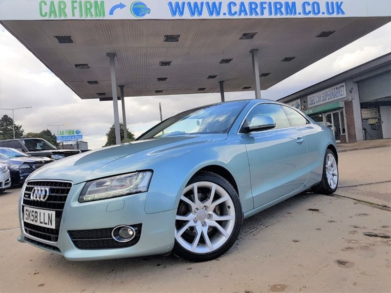 used Audi A5 TDI QUATTRO SPORT in cambridgeshire