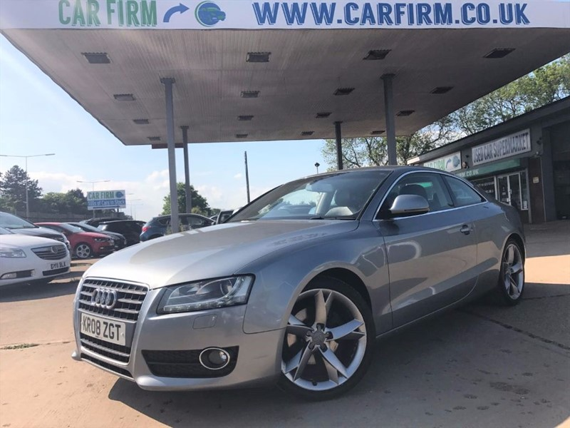 used Audi A5 TFSI SPORT in cambridgeshire
