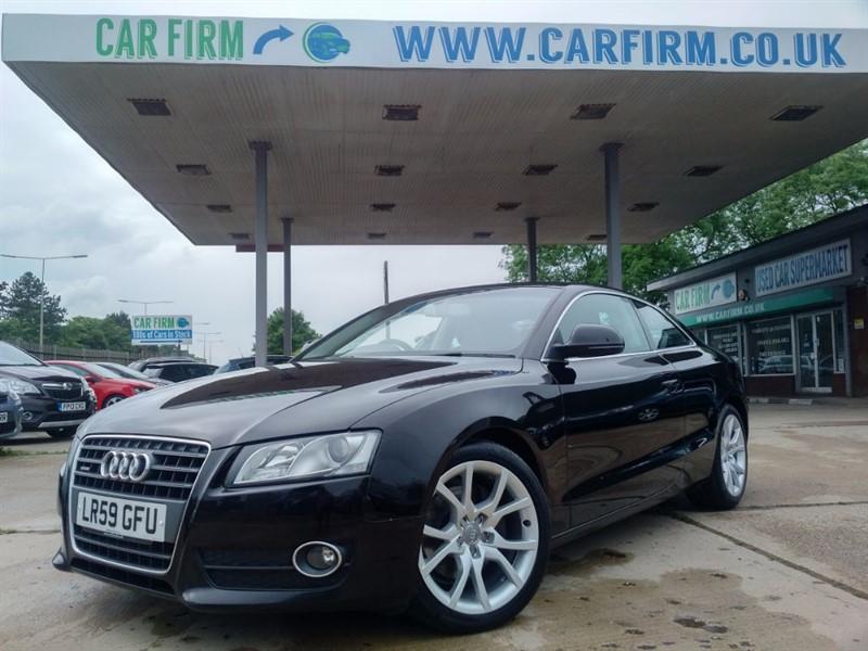 used Audi A5 TFSI QUATTRO SPORT in cambridgeshire