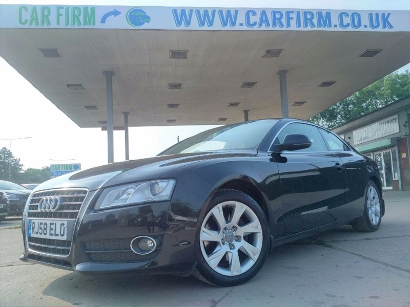 used Audi A5 TFSI in cambridgeshire