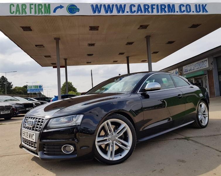 used Audi A5 S5 V8 QUATTRO in cambridgeshire