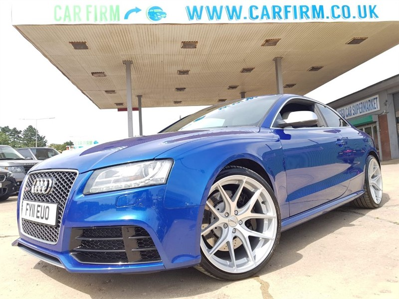 used Audi A5 RS5 FSI QUATTRO in cambridgeshire