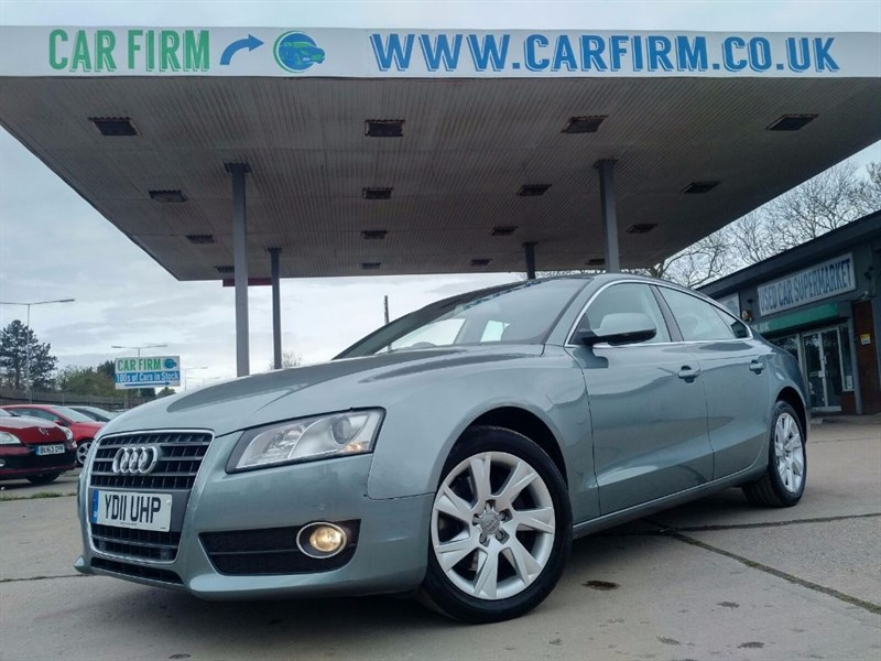 used Audi A5 SPORTBACK TFSI SE in cambridgeshire