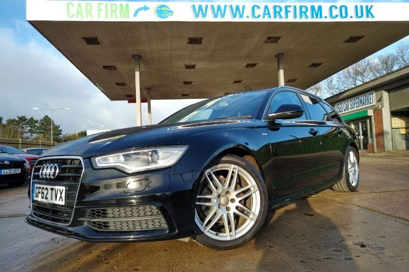used Audi A6 Avant TDI S LINE in cambridgeshire