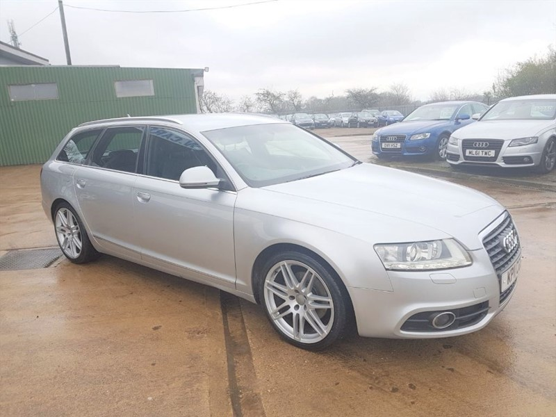 used Audi A6 Avant TDI S LINE SPECIAL EDITION in cambridgeshire