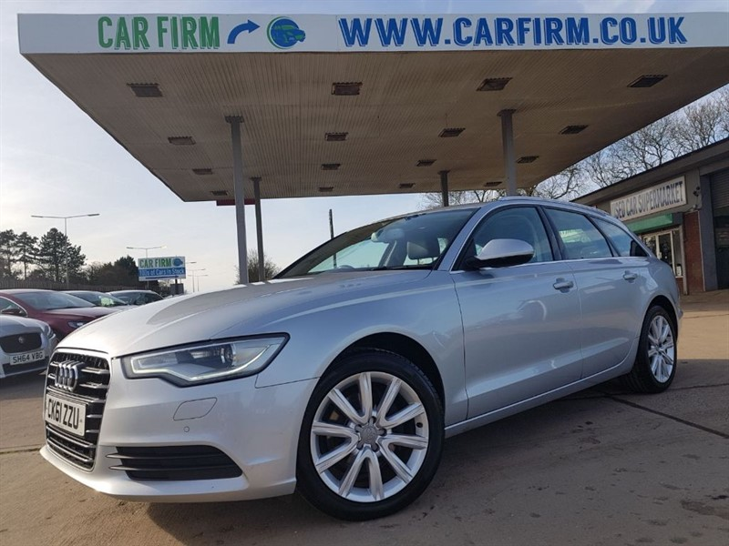 used Audi A6 Avant TDI SE in cambridgeshire