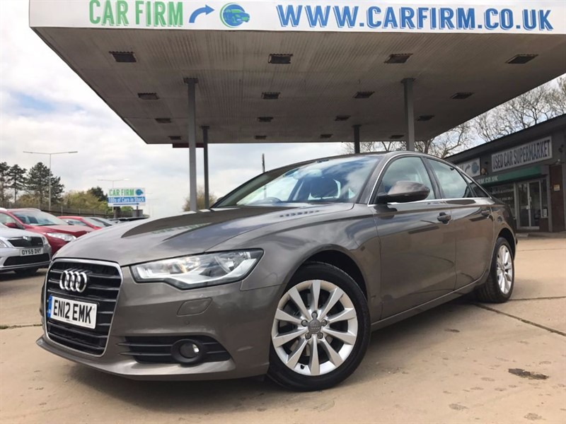 used Audi A6 TDI SE in cambridgeshire