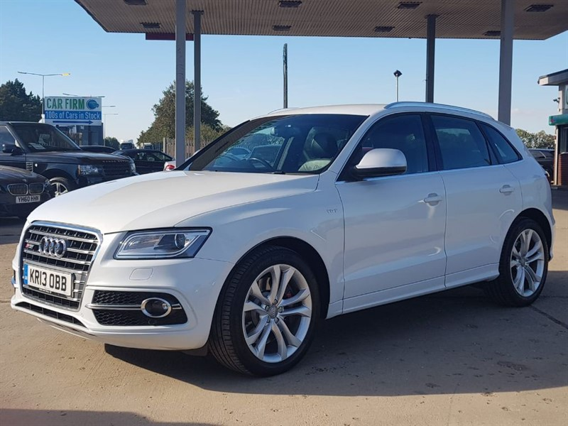 used Audi Q5 SQ5 TDI QUATTRO in cambridgeshire