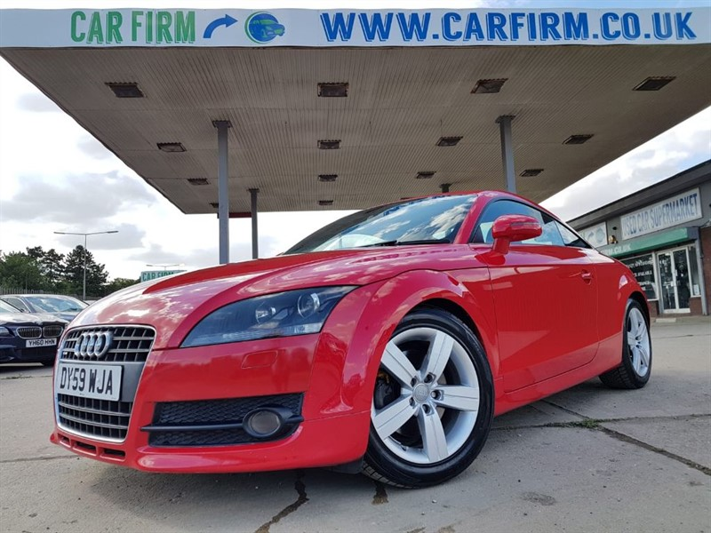used Audi TT TDI QUATTRO in cambridgeshire