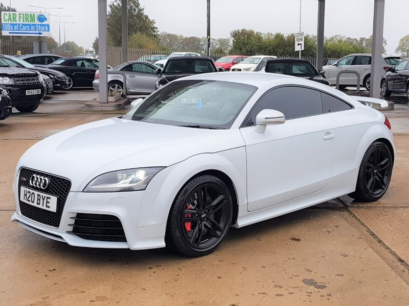 used Audi TT RS TFSI QUATTRO in cambridgeshire