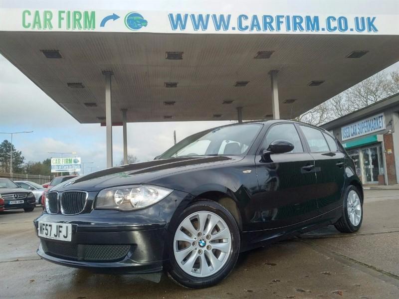 used BMW 116i ES in cambridgeshire