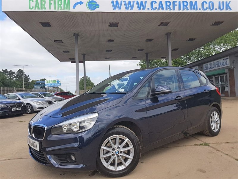 used BMW 218i SE ACTIVE TOURER in cambridgeshire