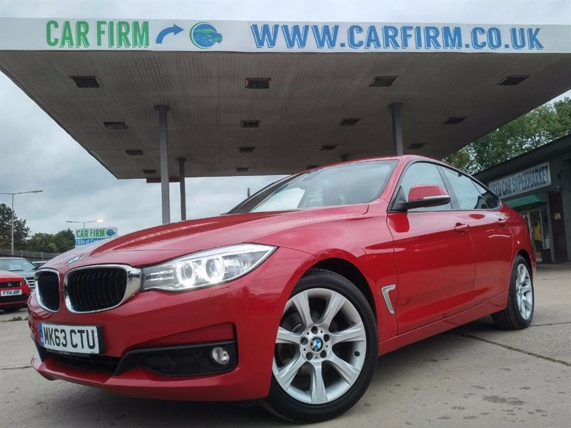 used BMW 318d SE GRAN TURISMO in cambridgeshire