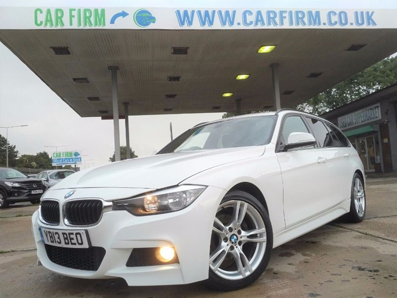used BMW 320d M SPORT TOURING in cambridgeshire